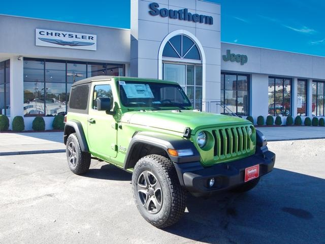 New 2018 Jeep Wrangler Sport S Sport Utility In Norfolk